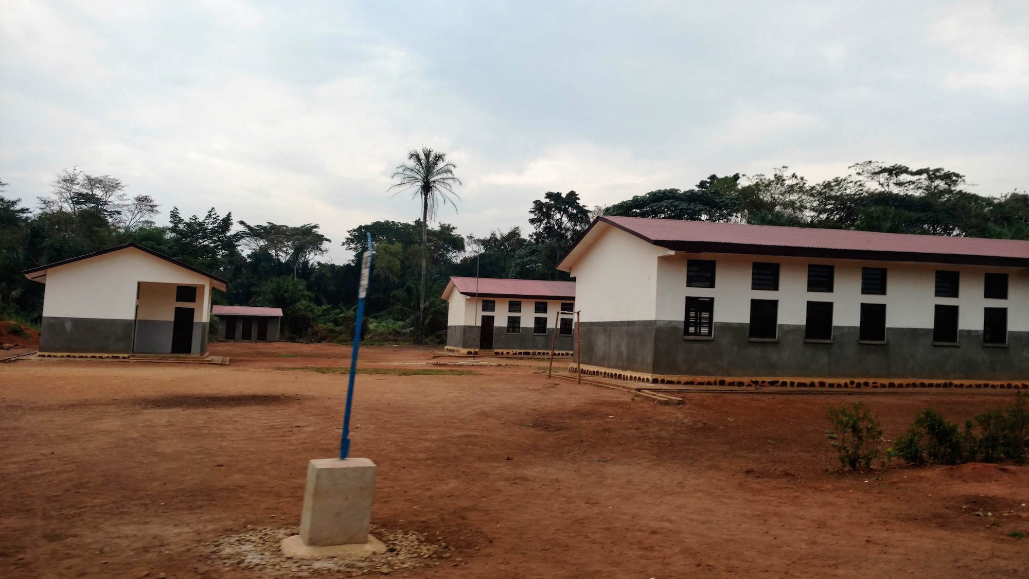 Primary and Secondary School Buildings in the Democratic Republic of the Congo January 2017