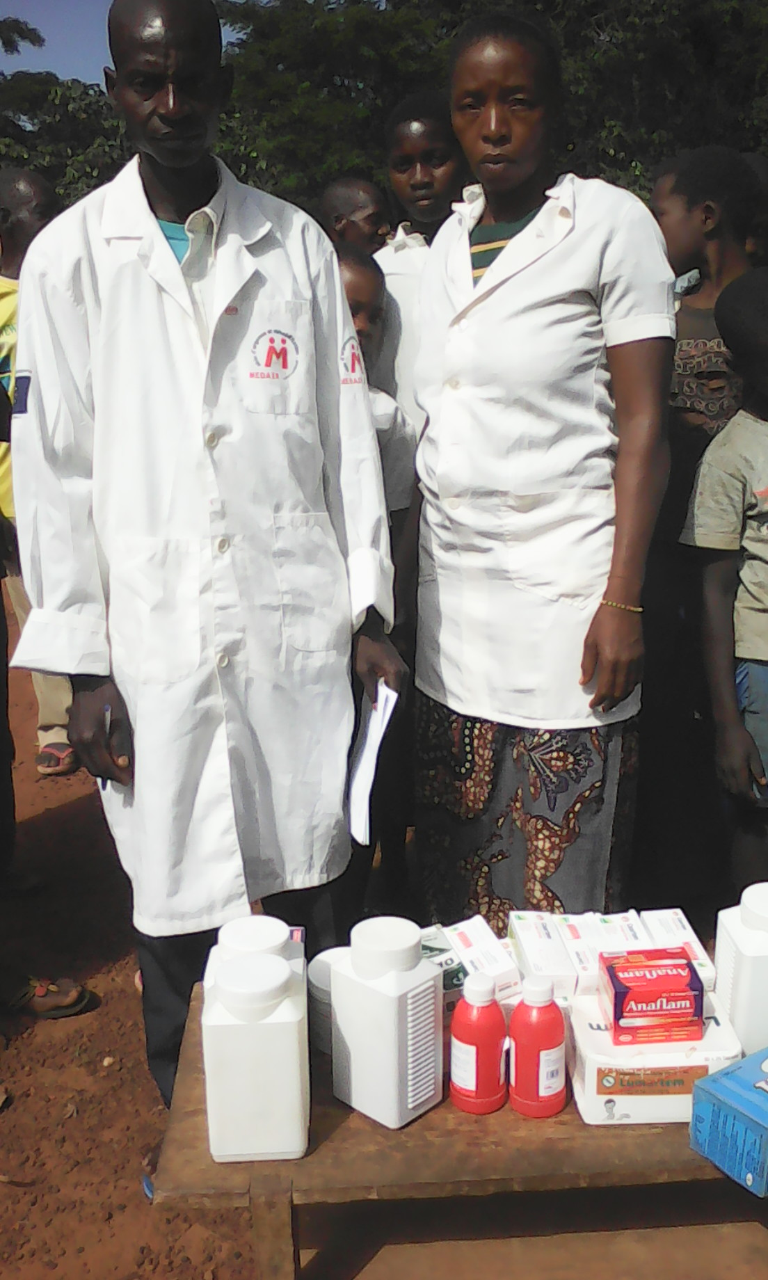 Medical Supplies in DR Congo