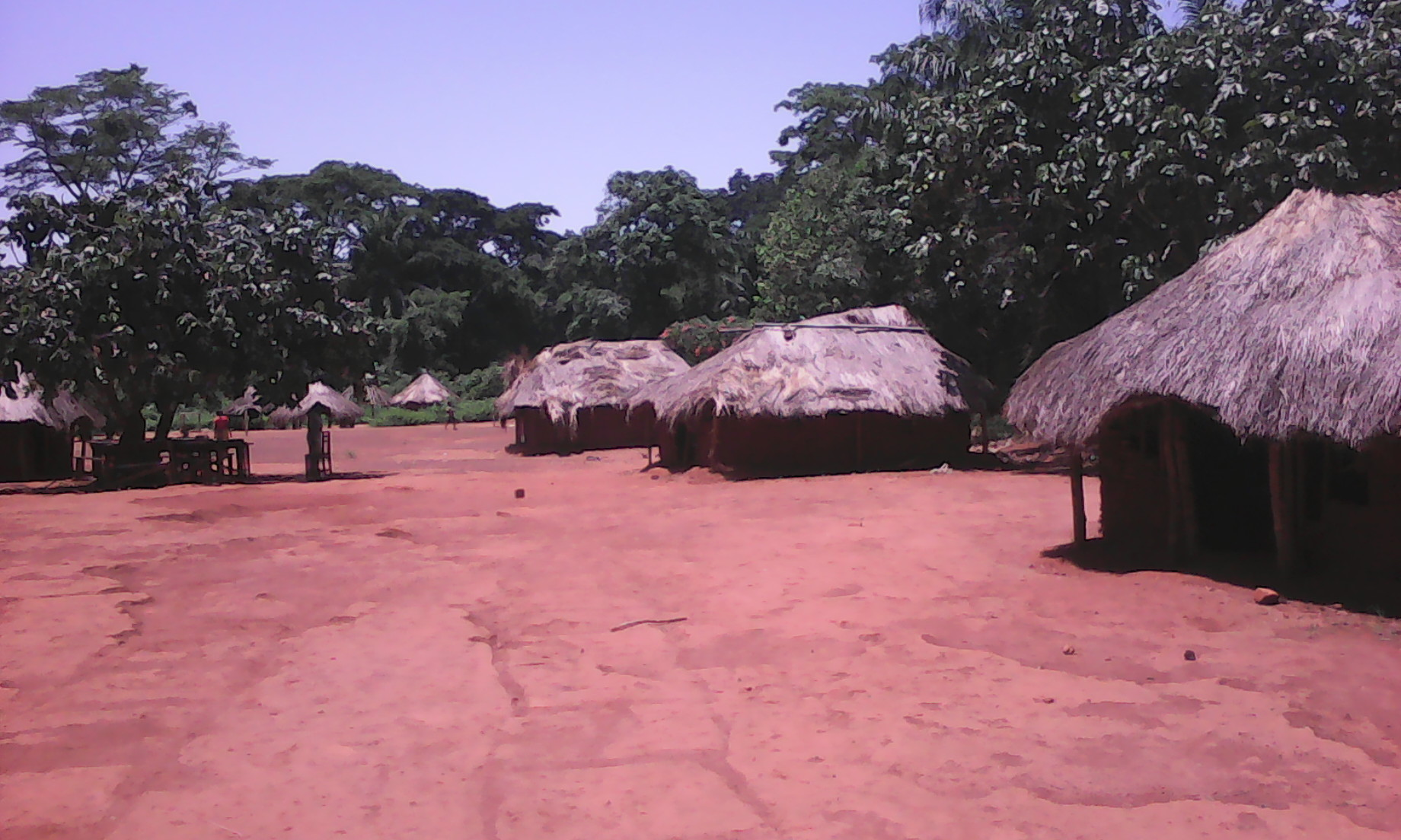The RainShine School in Epi Classrooms